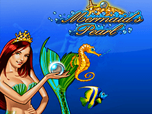 Игровой cлот Mermaid's Pearl