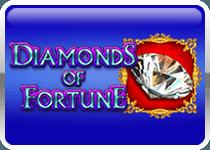 Игровой автомат Diamonds Of Fortune